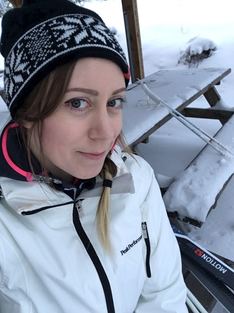 På ski i Norge
