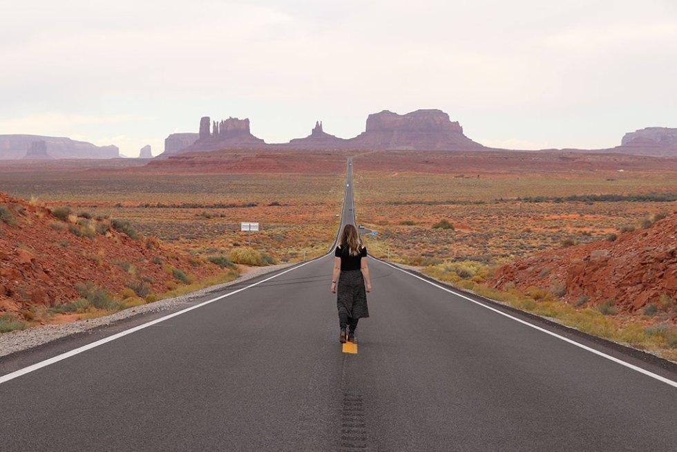 Monument Valley, kør-selv ferie i USA, tips og idéer