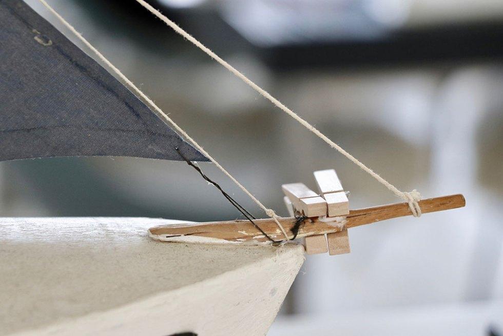 Ohøj sailor! Skibsrenovering for fulde sejl og når minder findes frem