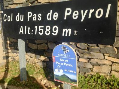 Mit der Harley nach Spanien 1 - Der Unfall - Col du Pas de Peyrol