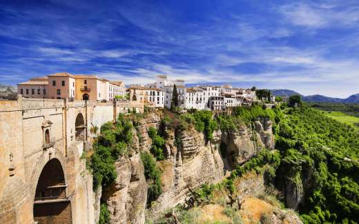 Residencia in Spanien Wohnsitz Ronda