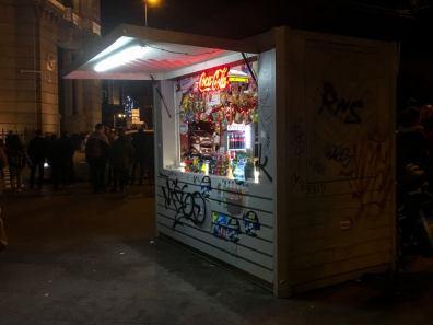 Wochenende in Madrid - Kiosk