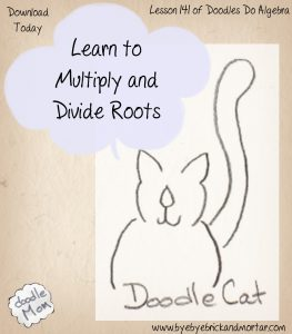 Learn to Multiply and Divide Roots