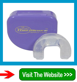 Therasnore Mouthpiece