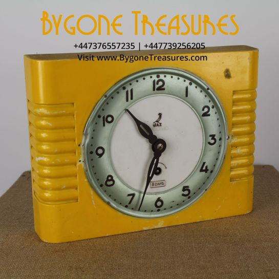 Jaz Wall Clock