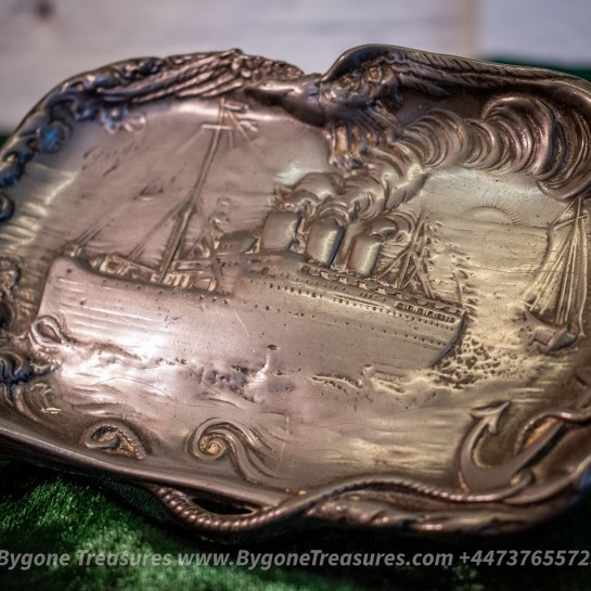Pewter Serving Dish