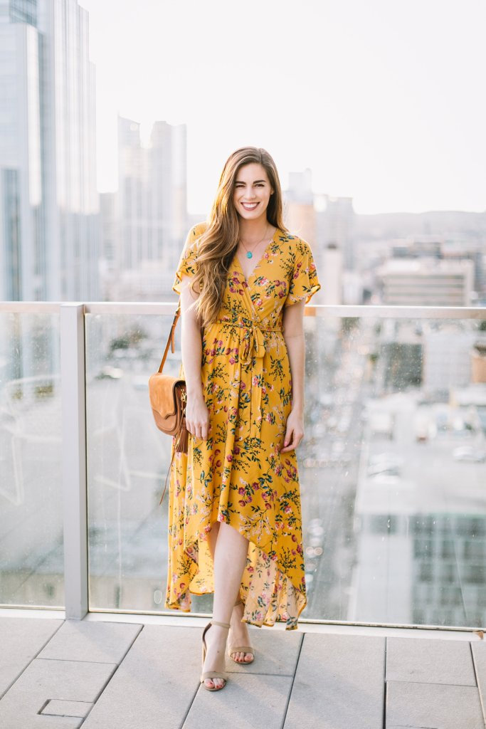 Florals for Spring in Downtown Austin