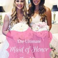 The Ultimate Maid of Honor Checklist