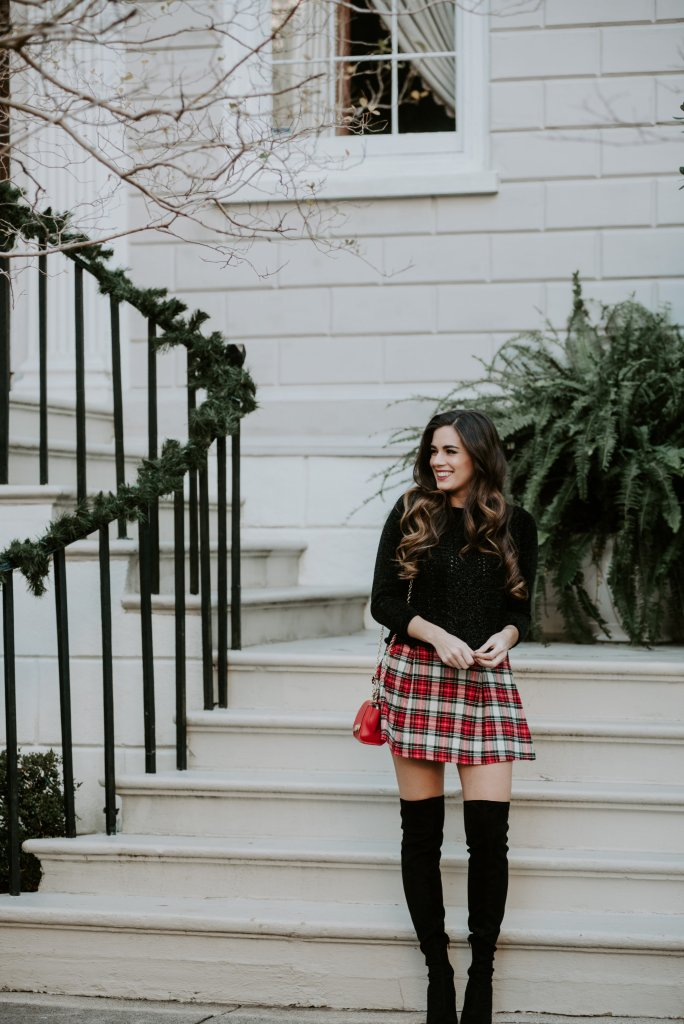 10 Holiday Plaid Skirts Under $60
