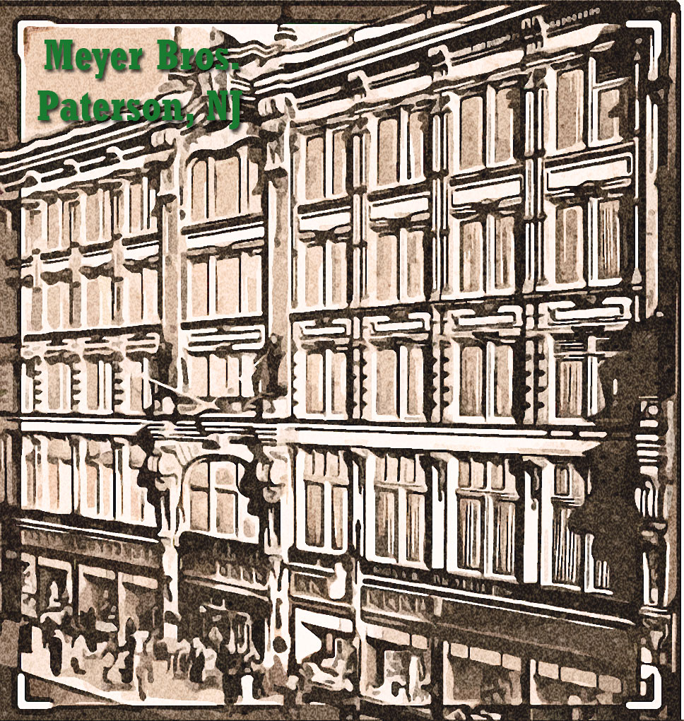 Meyer Bros, Paterson NJ