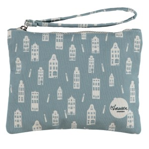 take me home alpine blue clutch