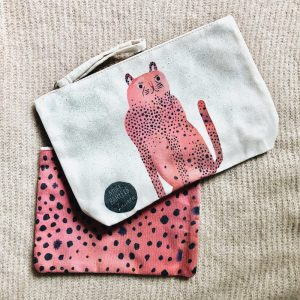 pink panther clutches
