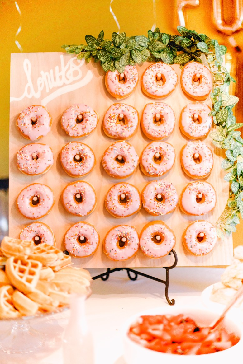 how-to-make-donut-board