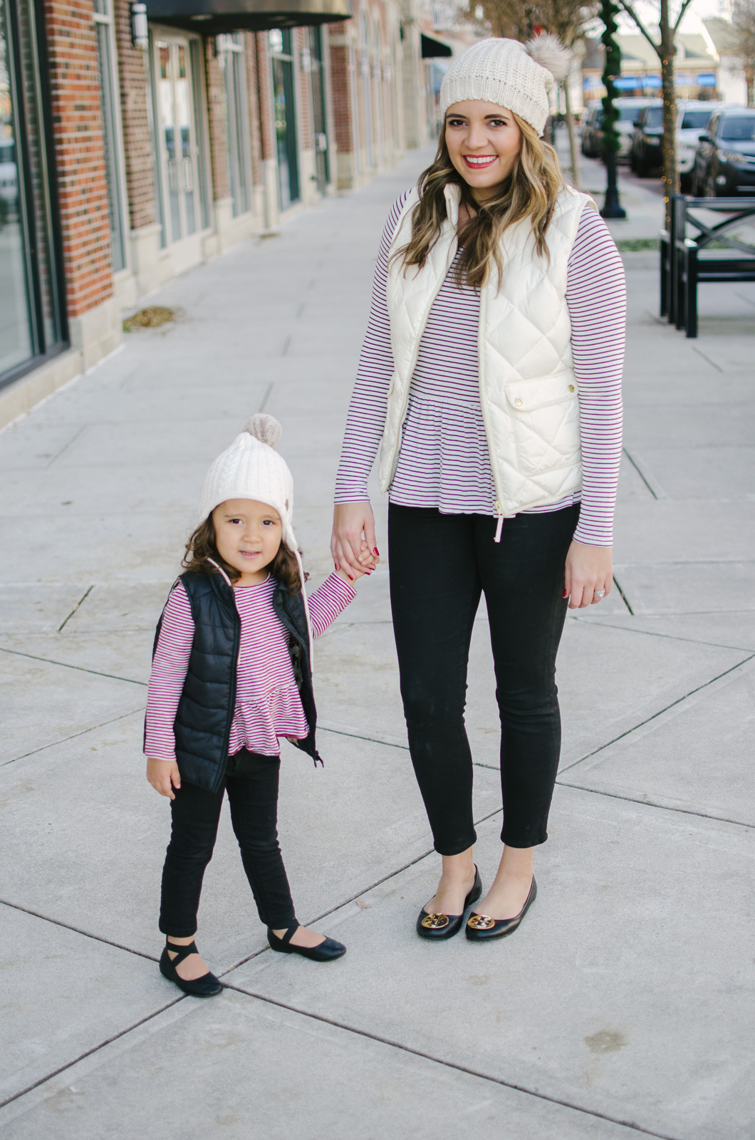 Mommy And Me Outfits For Winter