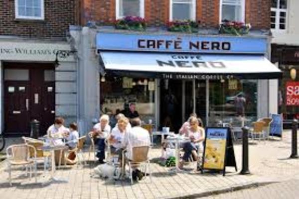 Café Nero Survey