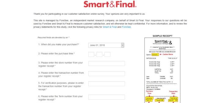 www.smartandfinal.com/survey