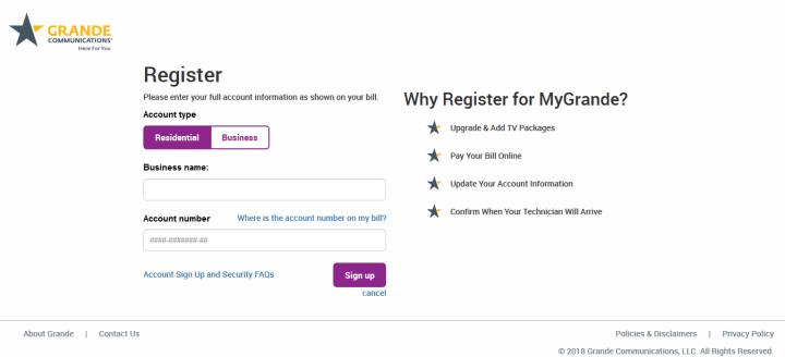 www.mygrande.com