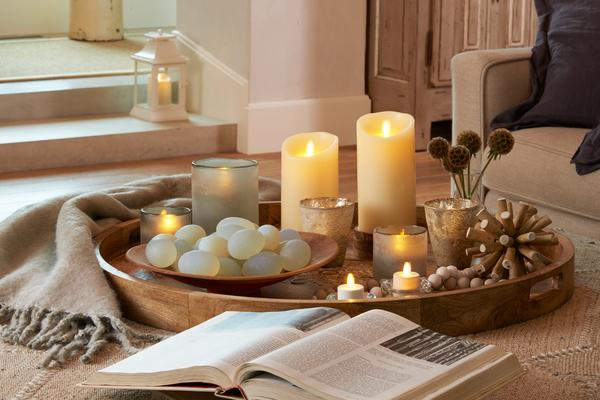 Luminara Dream Candles