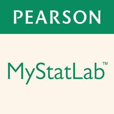 MyStatLab By Pearson