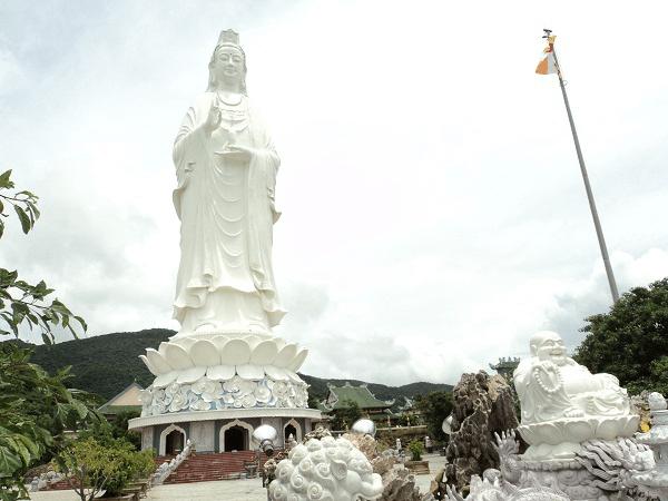 Tượng Phật Bà Cao Nhất Việt Nam
