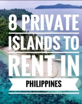 Hòn Đảo cho thuê giá rẻ ở Philippines