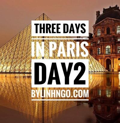 Những nơi cần đến ở paris