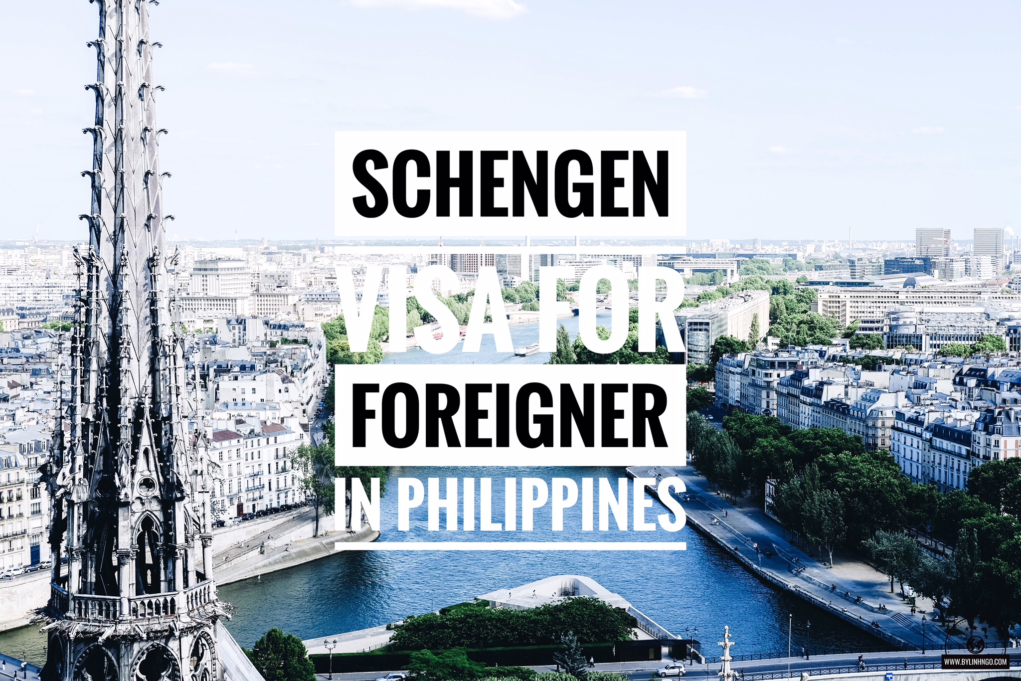 How to apply for a foreigner