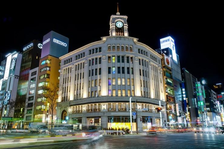nên ở đâu ở Tokyo