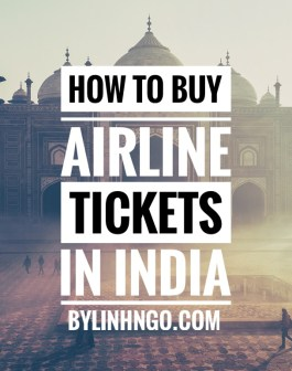 vé máy bay nội địa Ấn Độ