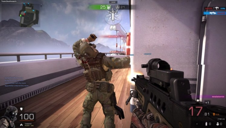 BALCK SQUAD FPS GRATIS 2 - BALCK SQUAD (FPS GRATIS)