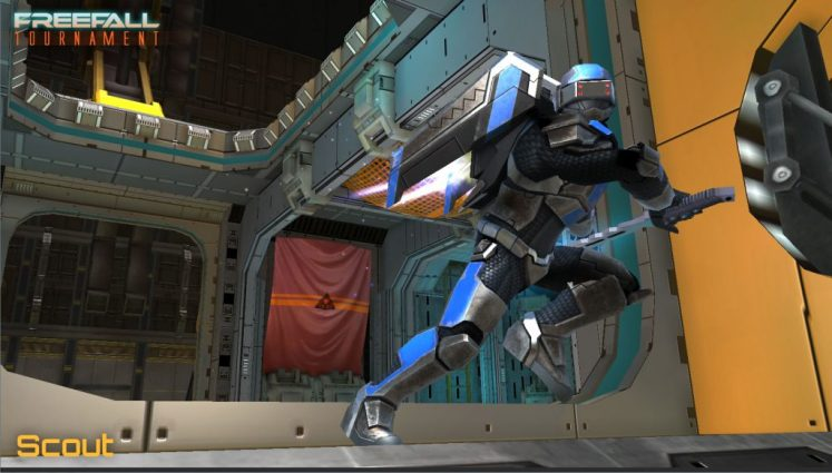 Freefall Tournament (SHOOTER GRATIS)