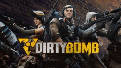 dirty bomb el fps gratuito ideal - DIRTY BOMB (FPS GRATIS)