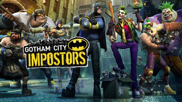gotham city impostors fps free to play - Gotham City Impostors (FPS FREE TO PLAY)
