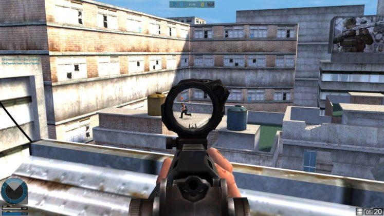 OPERATION7, EL SHOOTER PERFECTO PARA PORTATILES