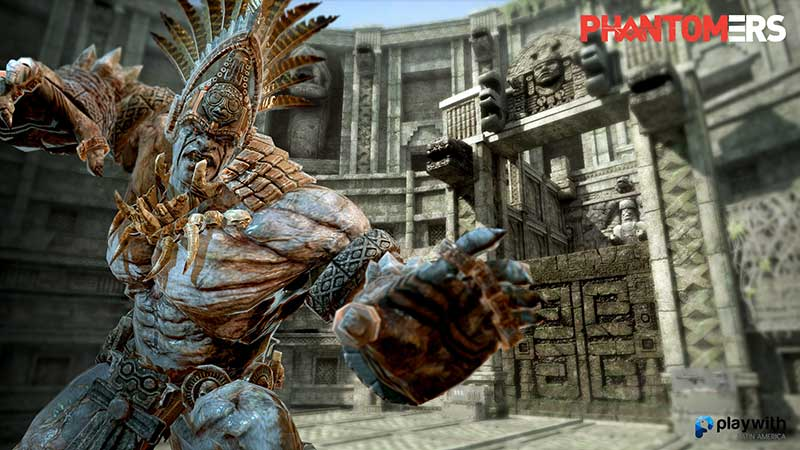 PHANTOMERS MMO FPS CON PVE 1 - PHANTOMERS, MMO FPS CON PVE