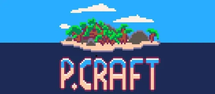 pcraft big - P.CRAFT, OTRO MINECRAFT EN 2D, PERO PARA NAVEGADOR