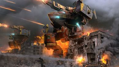 WAR ROBOTS SHOOTER FREE TO PLAY - WAR ROBOTS (SHOOTER FREE TO PLAY)