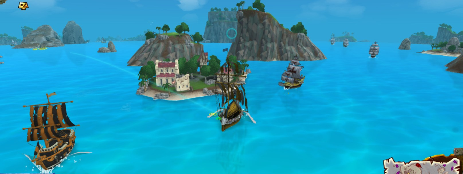 16965 - Unearned Bounty (JUEGO DE BARCOS FREE TO PLAY)