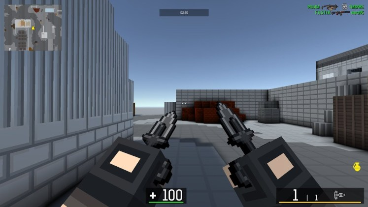 maxresdefault 1024x576 - BLOCKPOST (FPS FREE TO PLAY 2018)