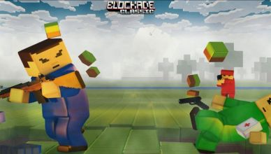 Blockade Classic Naguide - BLOCKADE CLASSIC (FPS FREE TO PLAY 2019)