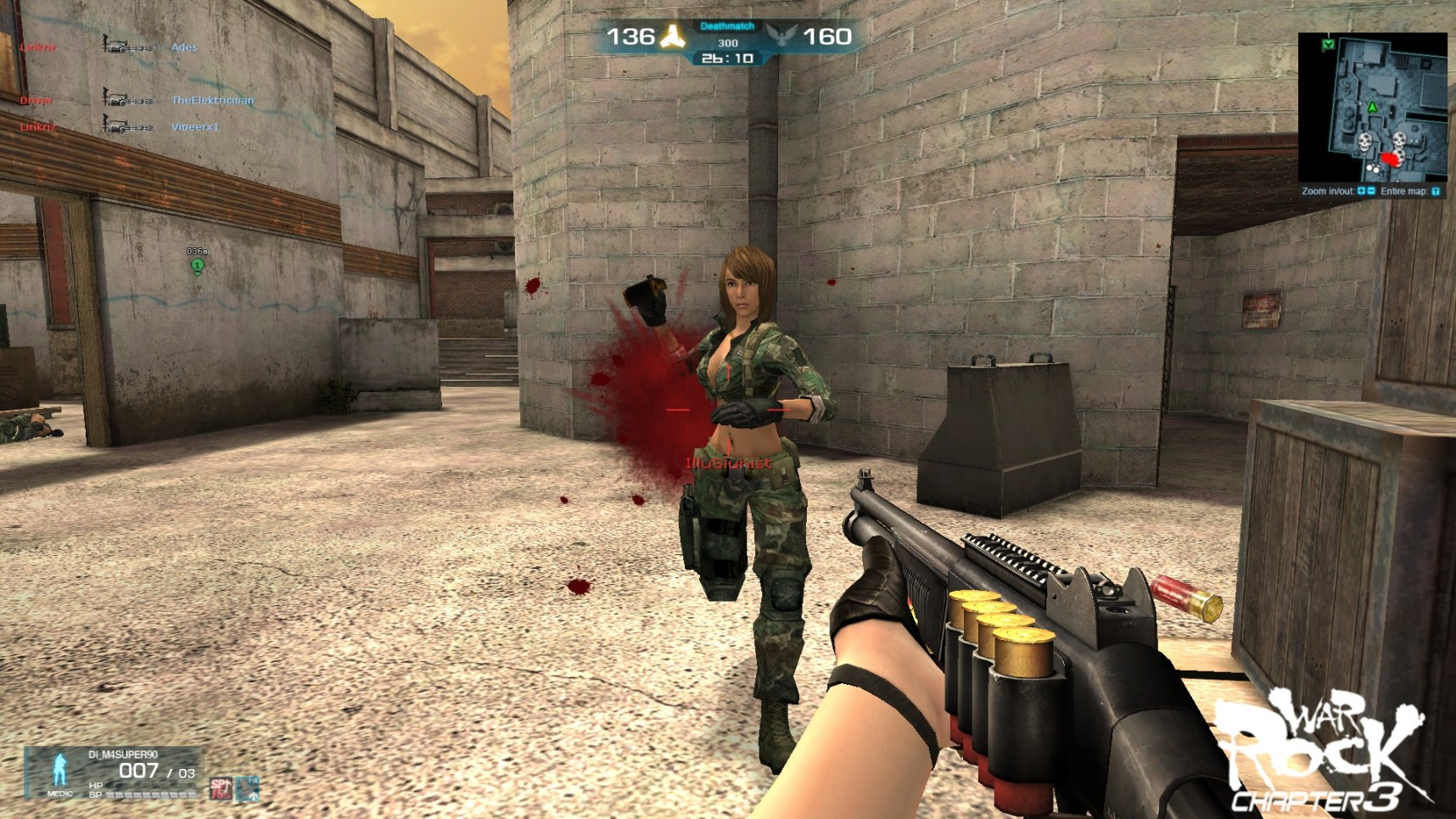 ss 1dcef632fa7b4614689c2ac86b8b507f02b88f6c.1920x1080 1024x576 - WAR ROCK (FPS FREE TO PLAY)