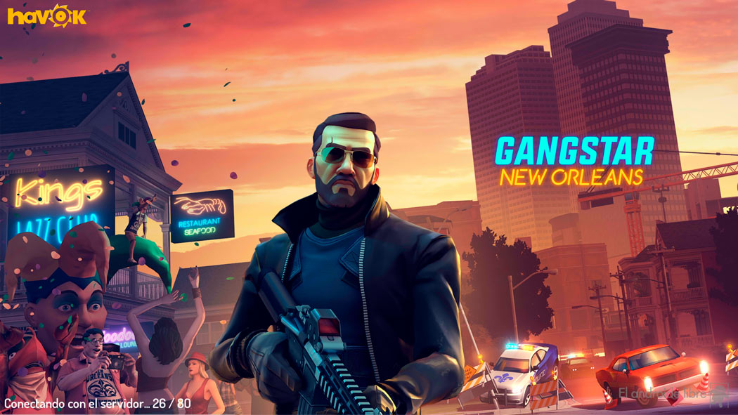 gangstar 1 - GANGSTAR NEW ORLEANS (SANDBOX FREE TO PLAY)