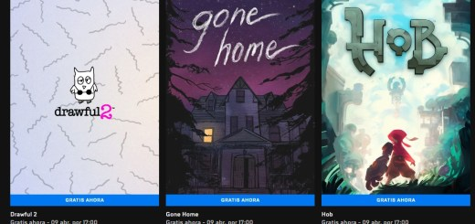 Screenshot 1 - DESCARGAR GONE HOME, HOB Y DRAWFUL 2 GRATIS POR TIEMPO LIMITADO