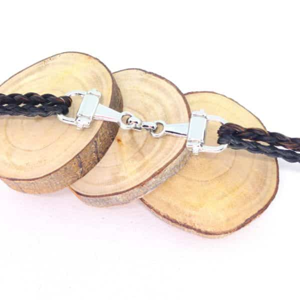 Bracelet en crin avec Insert mors