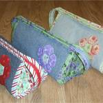 Three Sew Together Bags