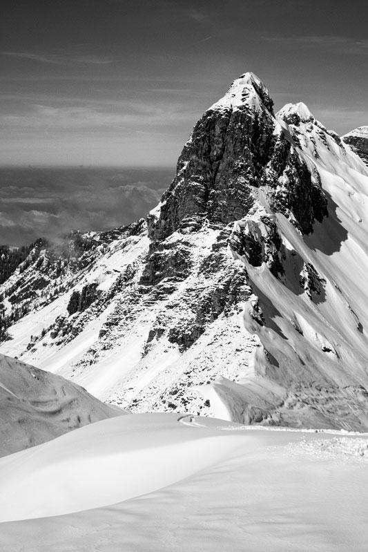 Montagne-autour-de-Chamrousse
