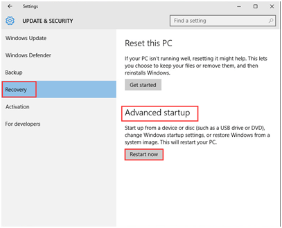How to Refresh Windows 10 without erasing your data
