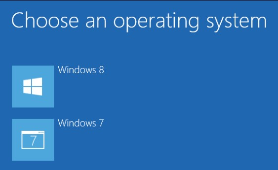 How to install dual operating systems or setup dual boot