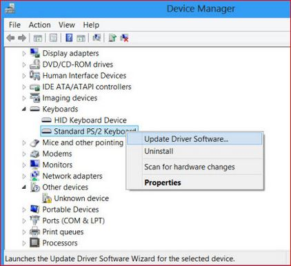 how to roll back drivers in Windows 10