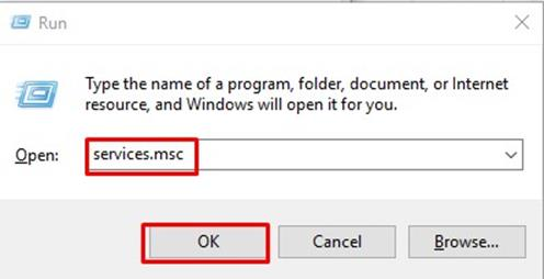 Services.msc File sharing or HomeGroup not showing on Windows 10 version 1803